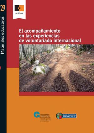 El acompañamiento en las experiencias de voluntariado internacional