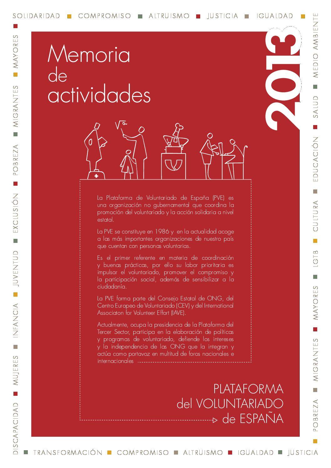 memoria-de-actividades-2013-plataforma-del-voluntariado-de-espana
