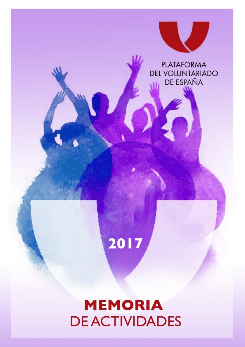 Memoria de Actividades 2017. PVE