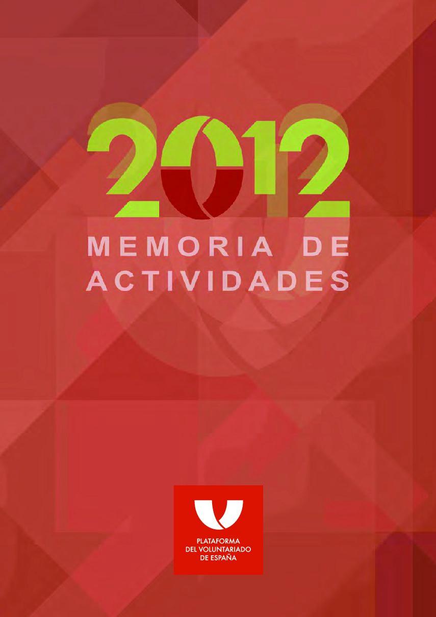memoria-de-actividades-2012-plataforma-del-voluntariado-de-espana2