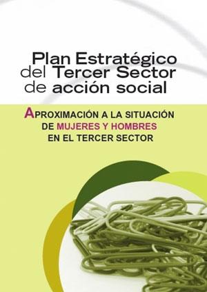 Aproximación a la situación de mujeres y hombres en el Tercer Sector