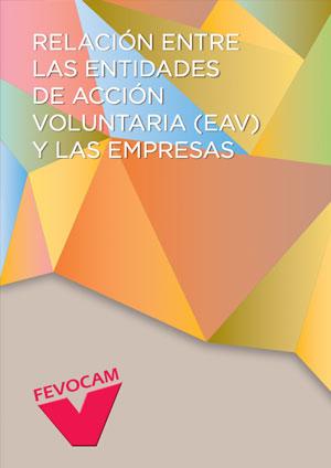Relación entre las entidades de acción voluntaria (EAV) y las empresas