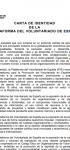 Carta de Identidad de la Plataforma del Voluntariado de España