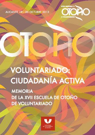 Encuentro internacional. XVI Escuela de Otoño del Voluntariado