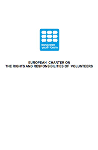 European charter on the rights and responsibilities of volunteers