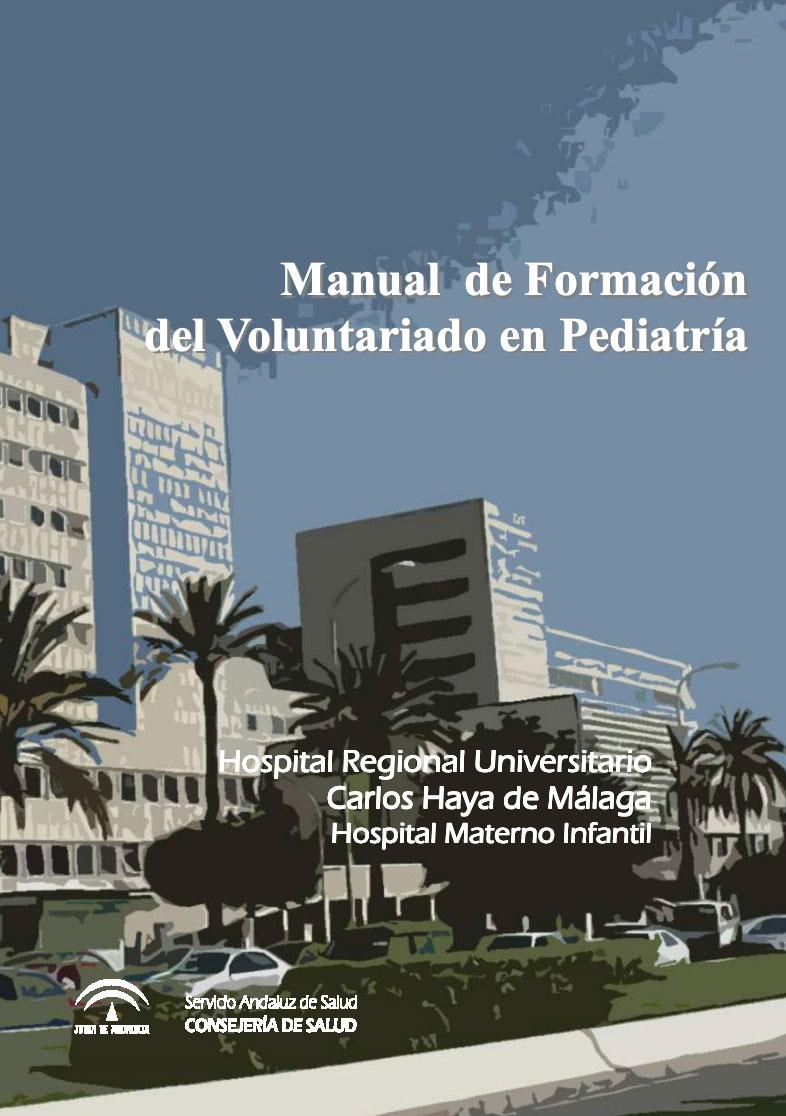 Manual de formación del voluntariado en pediatría