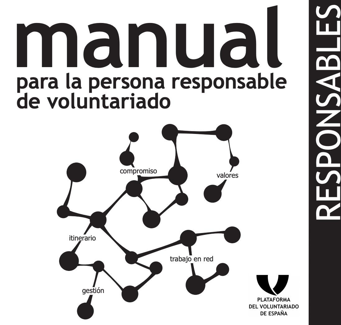 Manual para la persona responsable de voluntariado