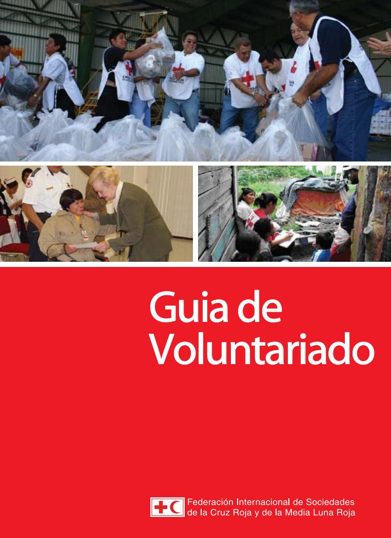 Guía de voluntariado