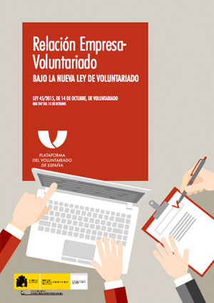 Relación Empresa-Voluntariado. Bajo la nueva ley de voluntariado