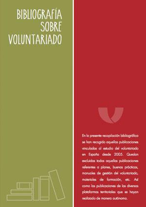 Bibliografía sobre voluntariado