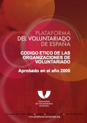 Código Ético de las Organizaciones de Voluntariado