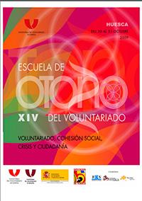 """XIV Escuela de Otoño de Voluntariado: """"Voluntariado, cohesión social, crisis y ciudadanía"""""""