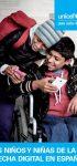 Los niños y niñas de la brecha digital en España