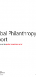Global Philanthropy Report: perspectives on the Global Foundation Sector