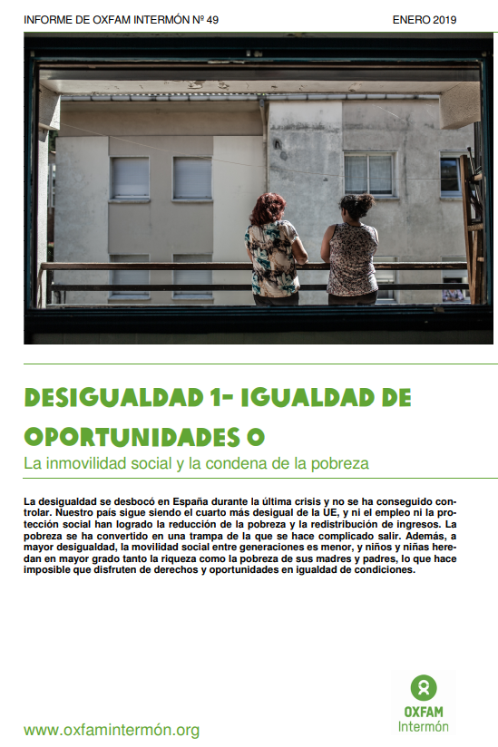 Informe de Intermón Oxfam Nº 49