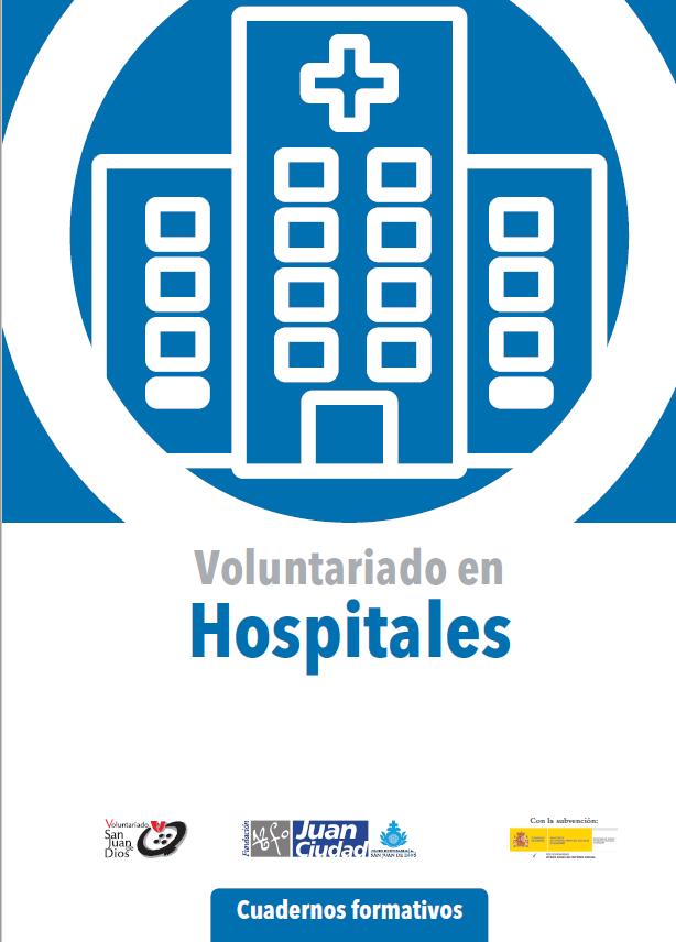 Voluntariado en Cuadernos formativos Hospitales