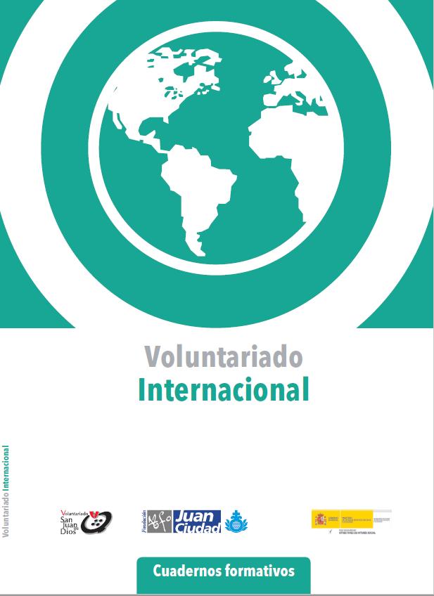 Voluntariado Cuadernos formativos Internacional