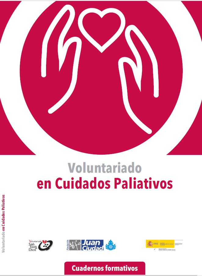 Voluntariado Cuadernos formativos en Cuidados Paliativos