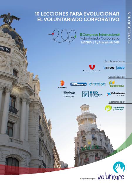 Conclusiones II Congreso Internacional de Voluntariado Corporativo