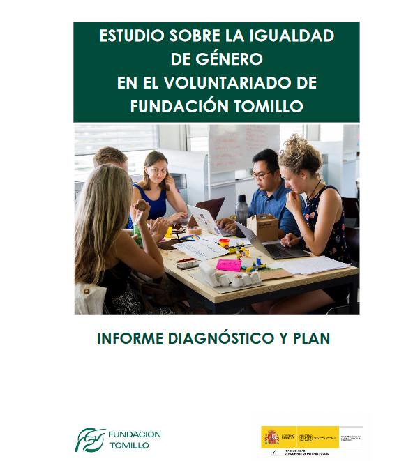Estudio sobre la Igualdad de Género en el Voluntariado de Fundación Tomillo