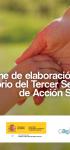 Informe de elaboración del Directorio del Tercer Sector de Acción Social