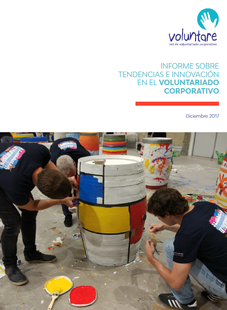 Informe sobre tendencias e innovación en el voluntariado corporativo