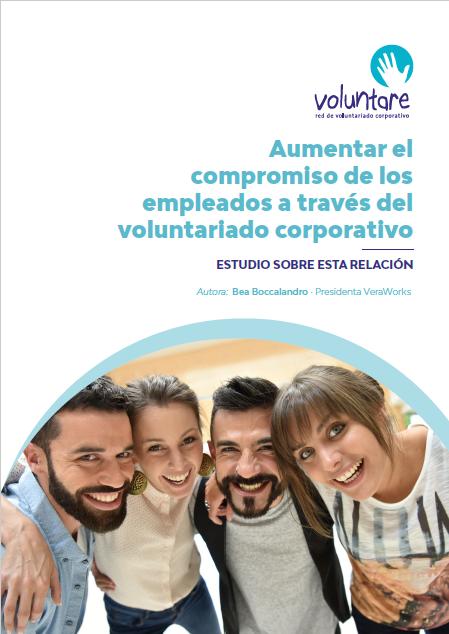 Aumentar el compromiso de los empleados a través del voluntariado corporativo