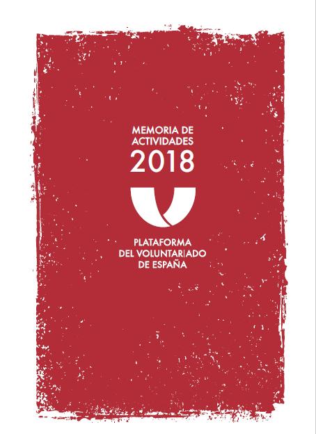 Memoria de Actividades 2018. PVE