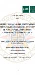 Estudio psicosocial del Voluntariado: influencia de la edad en la intención de permanencia, conductas de ciudadanía y otros resultados