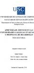 Aprendizaje-Servicio en las Universidades Gallegas: evaluación y propuesta de desarrollo