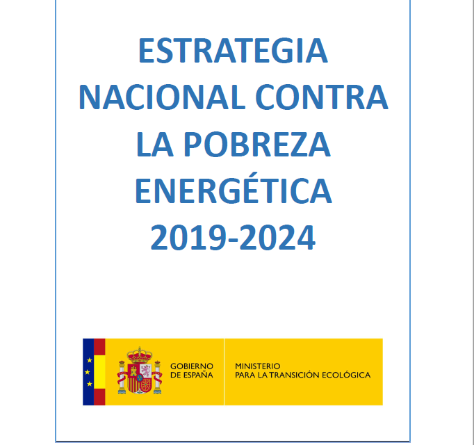 Estrategia Nacional contra la Pobreza Energética (2019-2024)