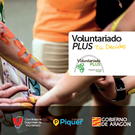 Guía de Voluntariado juvenil: voluntariado plus, tú decides