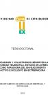 Ciudadanía y Voluntariado Senior en la Sociedad Telemática: estudio de Avimex como paradigma del envejecimiento activo e inclusivo de Extremadura