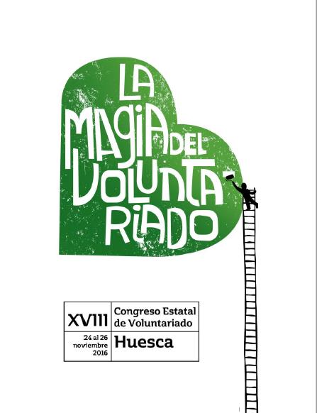 XVIII Congreso Estatal de Voluntariado: la magia del Voluntariado