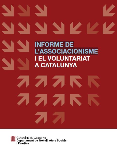Informe de L´associacionisme i el Voluntariat a Catalunya