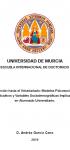 Intención hacia el Voluntariado: Modelos Psicosociales Explicativos y Variables Sociodemográficas Implicadas en Alumnado Universitario