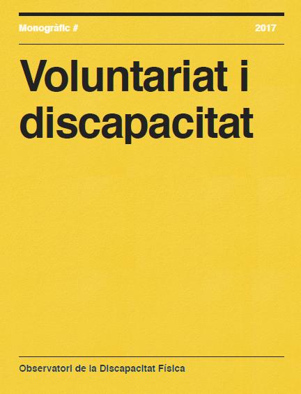 Voluntariat i Discapacitat