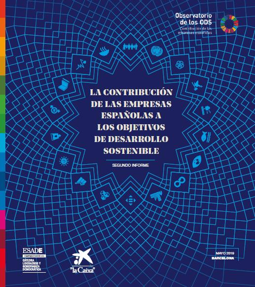 La contribución de las Empresas Españolas a los Objetivos de Desarrollo Sostenible (Segundo Informe)