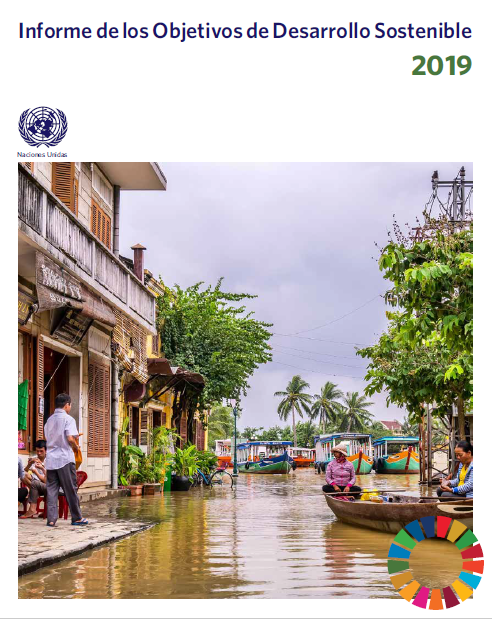 Informe de los Objetivos de Desarrollo Sostenible 2019