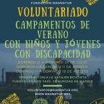 Formación para personas voluntarias del ámbito de la discapacidad