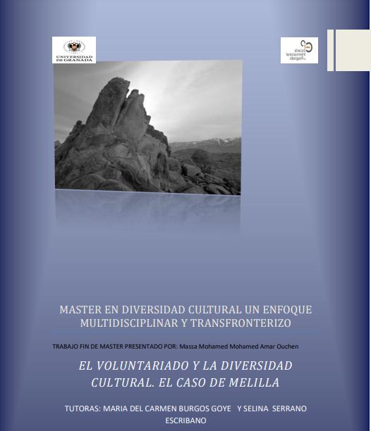 El Voluntariado y la Diversidad Cultural: El caso de Melilla