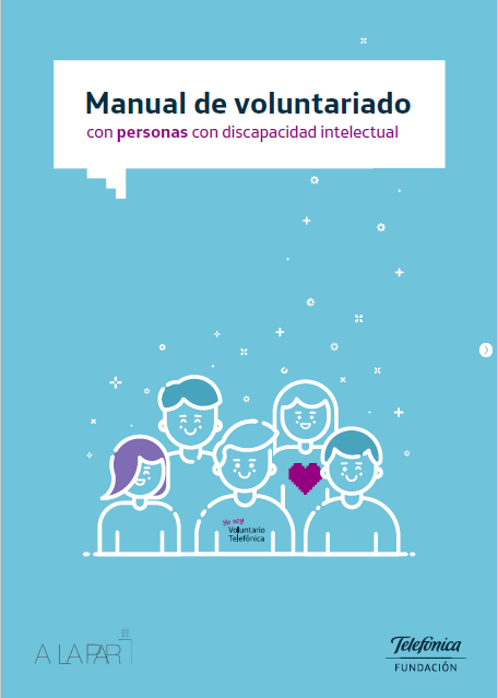 Manual de Voluntariado con personas con discapacidad intelectual