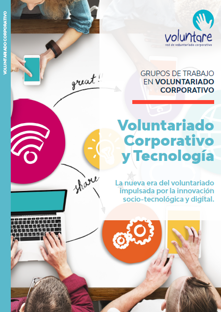 Voluntariado Corporativo y Tecnología