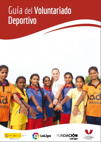 Guía del Voluntariado Deportivo