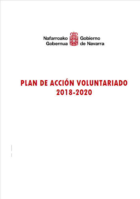 Plan de Acción Voluntariado de Navarra 2018-2020