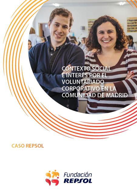 Contexto social e interés por el Voluntariado Corporativo en la Comunidad de Madrid: Caso Repsol