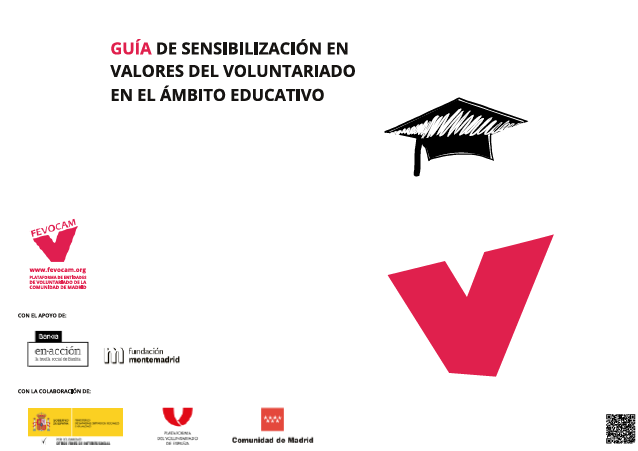 Guía de Sensibilización en Valores del Voluntariado en el ámbito educativo