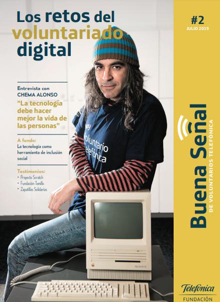 Los Retos del Voluntariado Digital