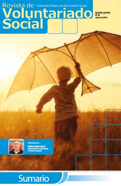 Revista de Voluntariado Social de la Federación Riojana de Voluntariado