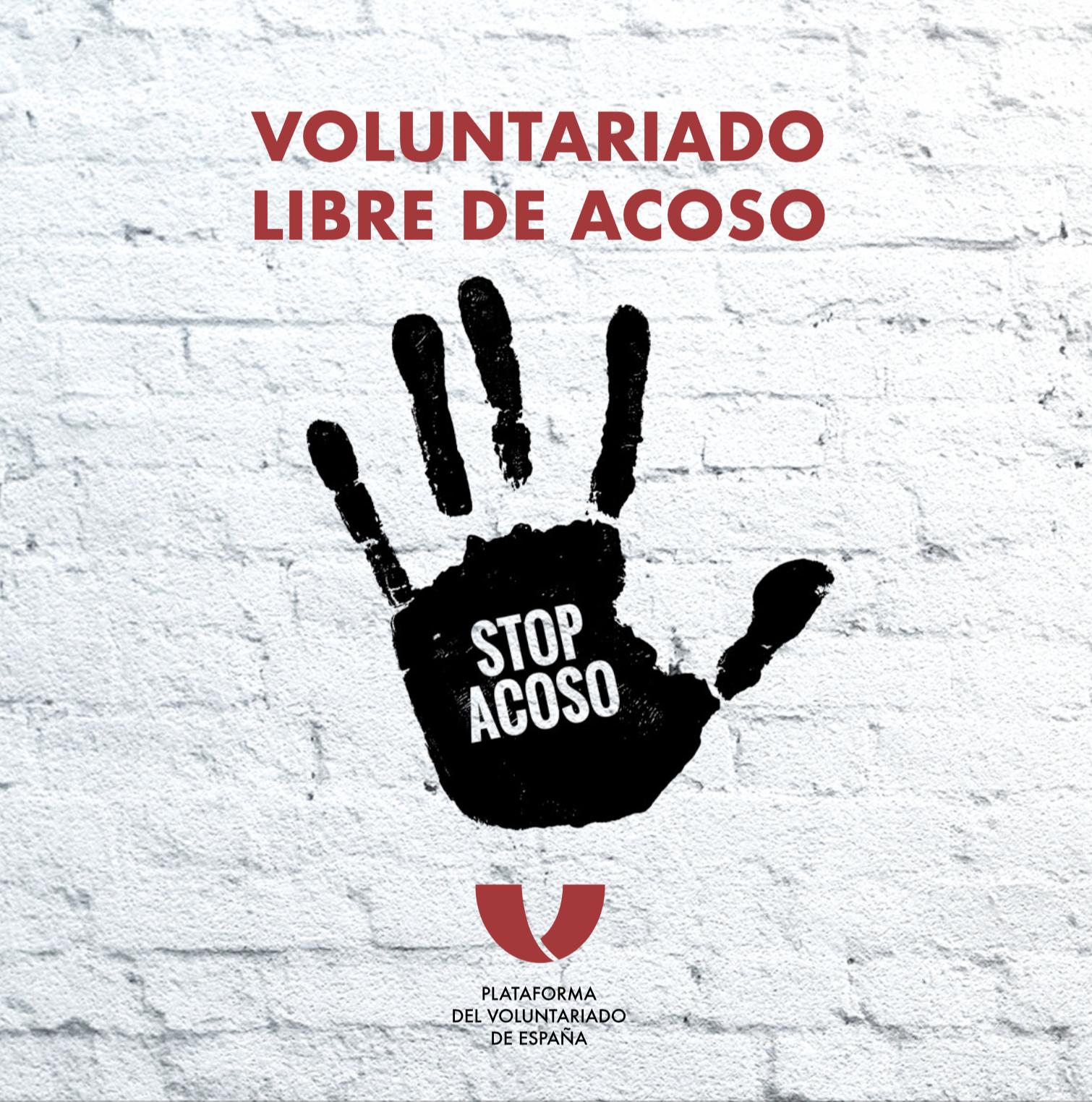 Voluntariado libre de acoso